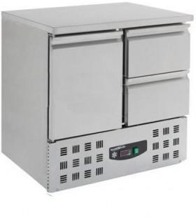 Meuble horizontal inox réfrigéré gamme 700