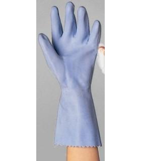 Gant ménage bleu norme CE (Paquet de 12 paire) - Orapi
