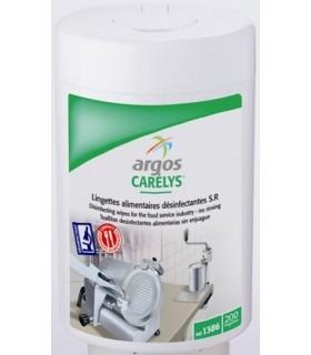 Lingettes alimentaires désinfectantes (boite de 200) - Orapi