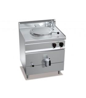 Marmite électrique de 55 litres (9 kW) chauffage indirect - SKU