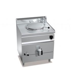 Marmite à gaz 55 litres (15,5 kW) chauffage indirect - SKU