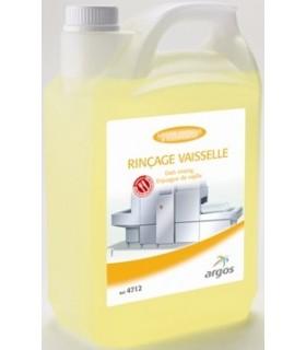 Rincage vaisselle (bidon de 5l) - Orapi