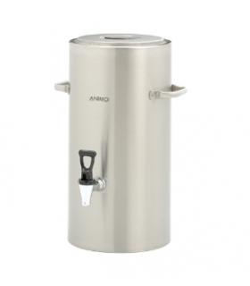 Conteneur isotherme à boissons 4 à 20L en acier inoxydable - ANIMO