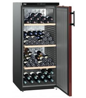 Cave à vins de vieillissement 164 bouteilles LIEBHERR mais sans marquage