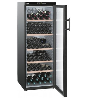 Cave à vin LIEBHERR de mise en température 201 bouteilles sans marquage