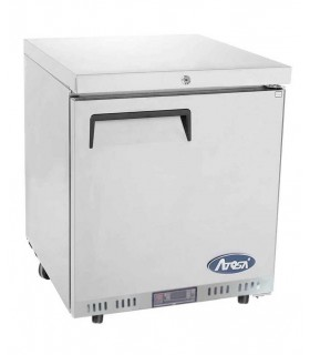Comptoir compact positif green 145 litres +2°C/+8°C - ATOSA