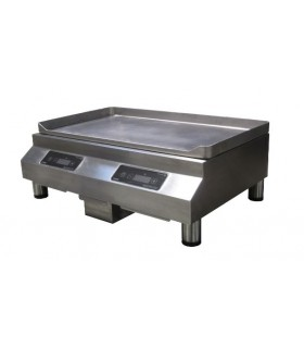 Plancha indcution 2 zones 3600 W