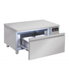 Congélateur à tiroir avec 1 tiroir - 1,2 m - pour GN 2/1