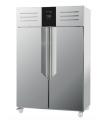 Armoire DESIGN réfrigérée positive professionnelle 2 portes 1400L