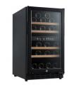 Cave à vin double température 33 bouteilles