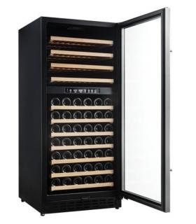 Cave à vin pour 110 bouteilles