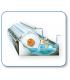 Machine à écailles - Production 380 kg par jour