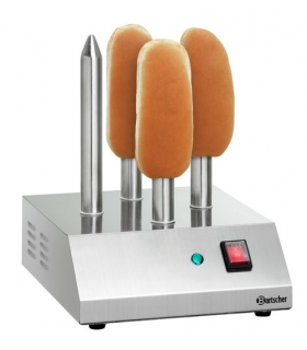 Toaster hot-dogs 4 plots