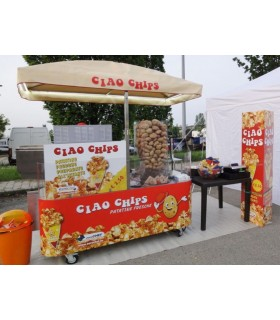 Stand à CHIPS