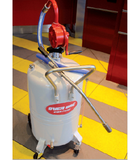 Système de récupération d'huile (modèle manuel)