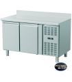 Table réfrigérée négative gamme 700 avec ou sans dosseret