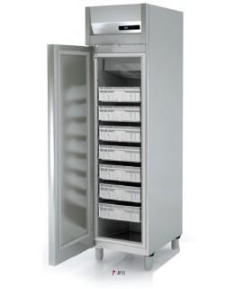 Armoire réfrigérée à casiers pour poissons