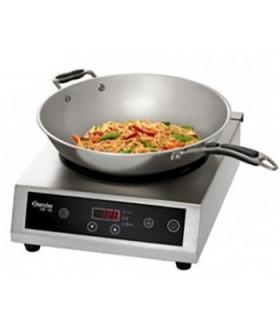 Plaque à induction wok avec sauteuse