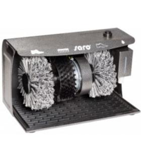 Cireuse à chaussures électrique avec 2 réservoirs - Photo non contractuelle