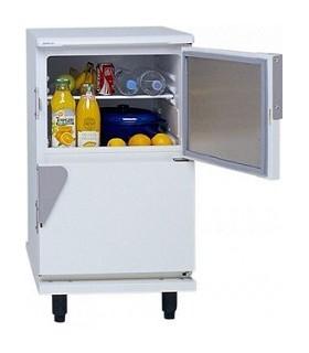 Réfrigérateur à casiers indépendants