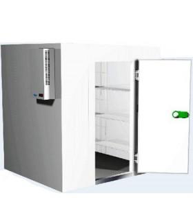 Chambre froide négative épaisseur 100 mm