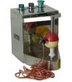 Pèle-pommes semi-automatique