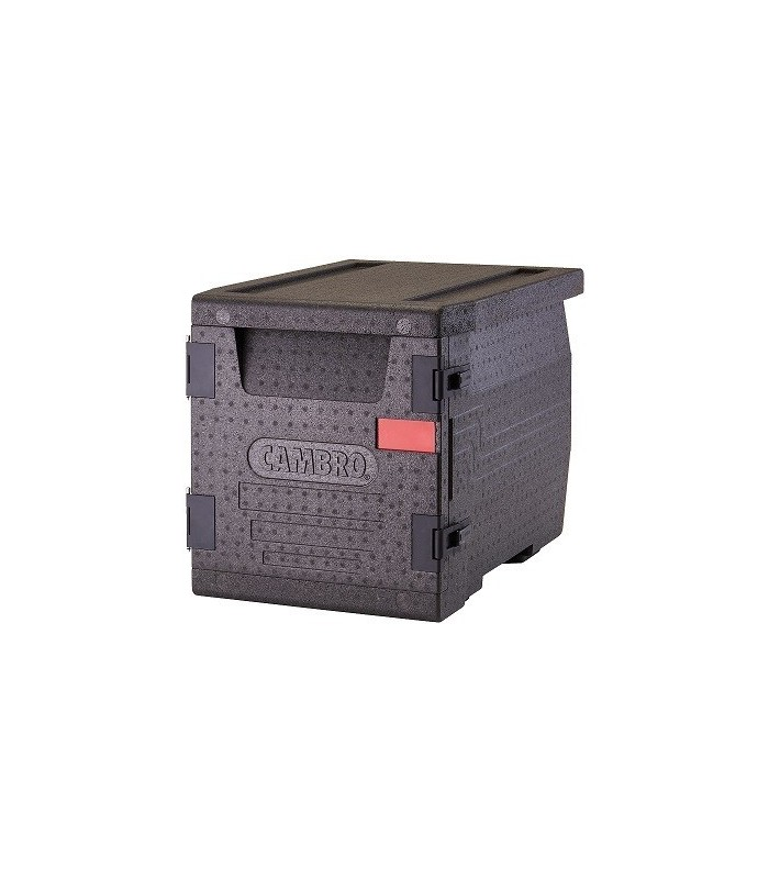 bo te isotherme chargement frontal de chez cambro equipement chr. Black Bedroom Furniture Sets. Home Design Ideas