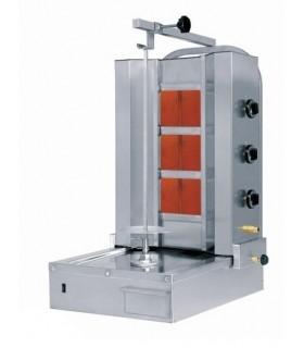 Kebab gaz ou électrique - de 60 à 80 Kg