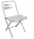 Lot de 4 chaises pliantes