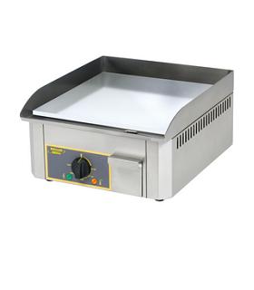 Plaque de cuisson chrome ROLLER GRILL - gaz ou électrique