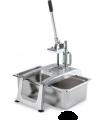 Coupe-frites professionnel  - Débit: 100 à 150 kg par heure