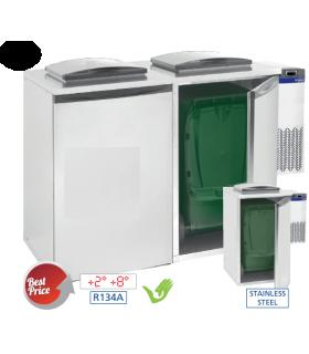 Poubelle réfrigérée - Refroidisseur de déchets