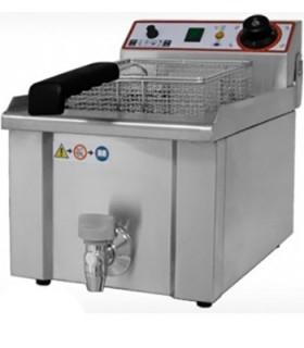 Friteuse électrique à 1 ou 2 cuves 7L, 9L, 10L ou 13L