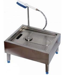 Lave-bottes manuel