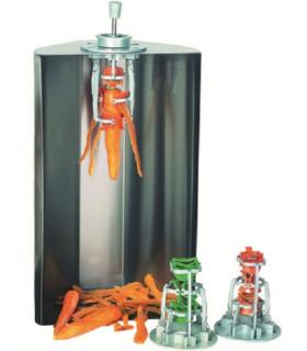 Eplucheur à carottes et concombres - Photo non contractuelle