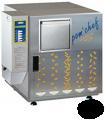 Friteuse automatique avec hotte incorporée - 5,5 litres ou 9 litres