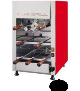 Churrasco professionnel gaz ou électrique 8 à 29 broches