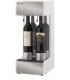 Distributeur de vin au verre capacité 2 bouteilles