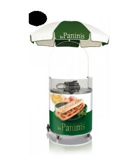 Stand chariot panini KRAMPOUZ