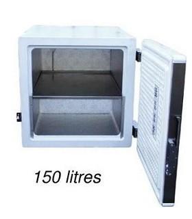Coffre de transport réfrigéré à ouverture frontale