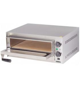 Four à pizza électrique pour 1 ou 2 pizzas de 35 cm - CASSELIN