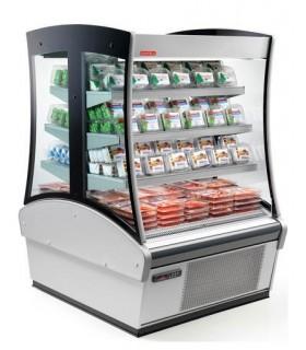 Vitrine réfrigérée verticale libre service SMART TWIN