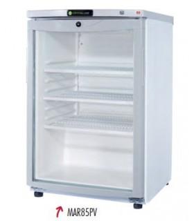 Mini armoire réfrigérée positive de 85 à 170 Litres