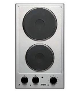 Option pour kitchenette 100 et 120cm: Domino électrique avec minuterie