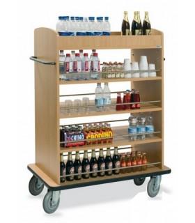 Chariot mini bar