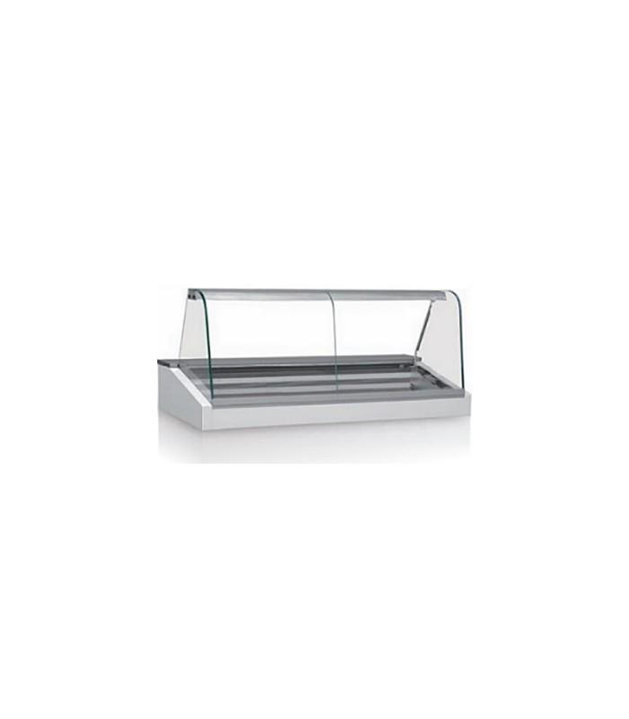 vitrine r frig r e poser courb e 2 c 8 c equipement restauration. Black Bedroom Furniture Sets. Home Design Ideas