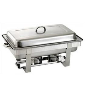 Chafing dish GN 1/1 avec plaque chauffante électrique