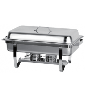Chafing dish GN 1/1 sans couvercle coulissant - Photo non contractuelle