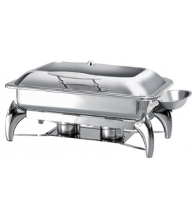 Chafing dish à hublot GN 1/1 - Photo non contractuelle