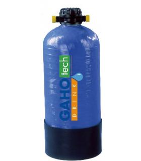 Adoucisseur d'eau avec charbon actif